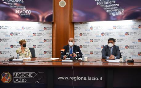Zingaretti, nel Lazio immunità di gregge in tempi brevi thumbnail
