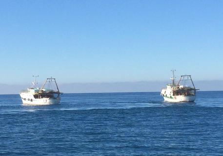 """Libia: peschereccio """"Aliseo"""" in navigazione verso Mazara thumbnail"""