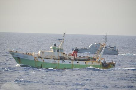 Libia: giunto a Mazara del Vallo peschereccio Aliseo thumbnail