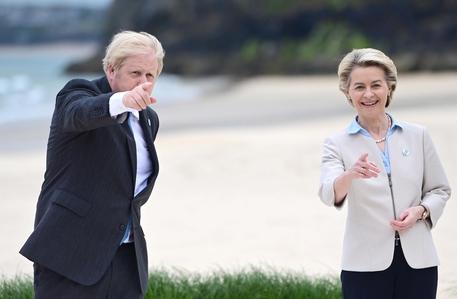 G7: von der Leyen,stretta unità transatlantica è essenziale thumbnail