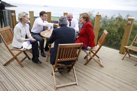 Vertice G7, obiettivo ricostruzione post Covid thumbnail