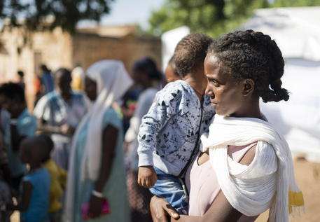 Etiopia: Sos Onu, 350.000 persone alla fame nel Tigray thumbnail