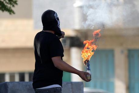 Gaza: lanciati nuovi palloni incendiari,4 roghi in Israele thumbnail