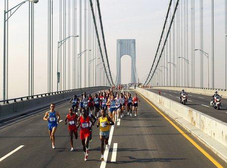 New York lancia seconda maratona, quella di Brooklyn thumbnail
