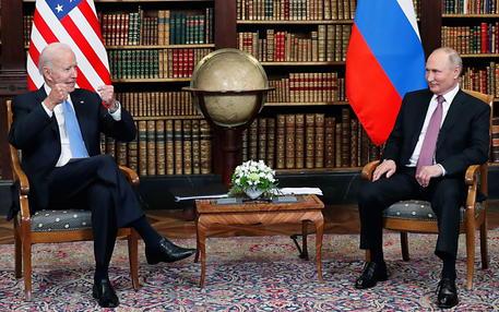 USA-Russia summit. EPA/MIKHAIL METZEL/SPUTNIK/KREMLIN POOL © EPA