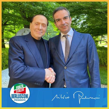 Calabria: Berlusconi, Occhiuto vincerà e governerà bene thumbnail