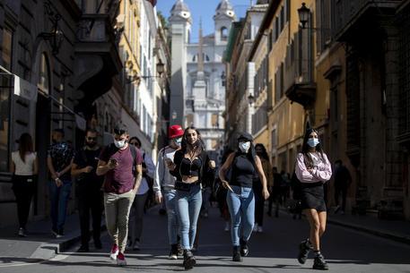 Via Condotti a Roma © ANSA