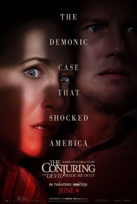 Cinema: incassi -11%, The Conjouring ancora in vetta thumbnail