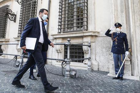Governo: a breve incontro Draghi-Salvini a P.Chigi thumbnail