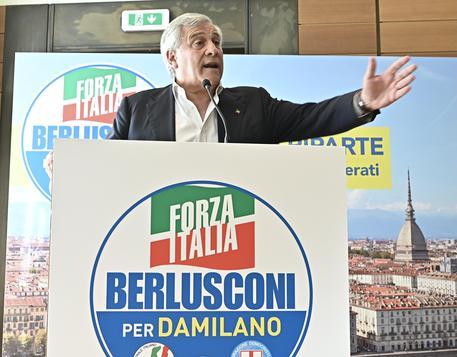 Giustizia: Tajani sente Draghi e chiede correttivi garantisti thumbnail