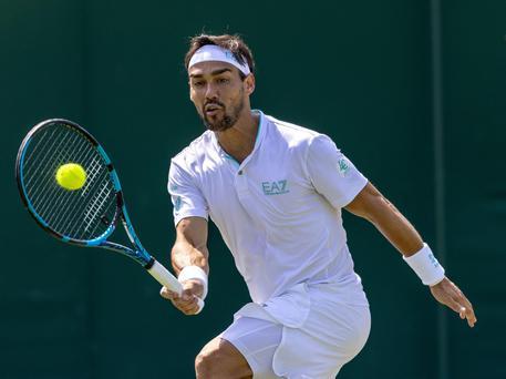 Wimbledon: Fognini al 3° turno. Oggi ci provano Berrettini