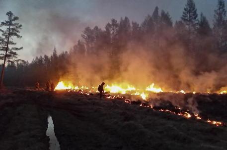 In Siberia l'incendio più grande del mondo