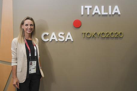 Tokyo:Vezzali a Montano e Pellegrini 'Italia vi dice grazie' thumbnail