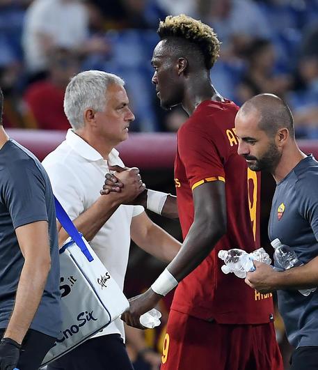 Roma: Mourinho