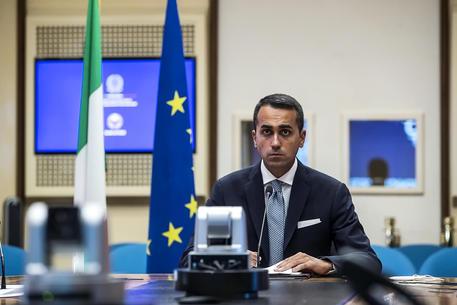 Il ministro degli Esteri Luigi Di Maio © ANSA