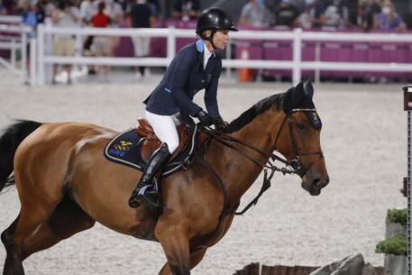 Equitazione: Baryard-Johnson vince Global Champions Roma - Lazio