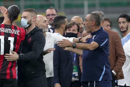 Giudice sportivo, due giornate di squalifica a Sarri - Lazio