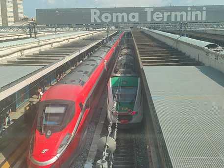 Ferrovie:debutta treno Tua Pescara-Roma,oggi prova sicurezza - Lazio