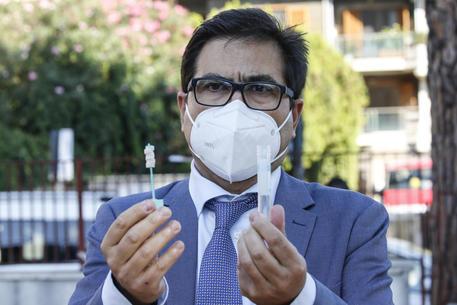 Vaccini: Lazio, primi test salivari scuole sentinella - Lazio