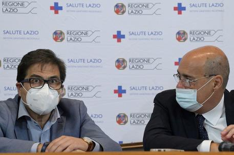 Covid: nel Lazio 314 casi e tre decessi - Lazio