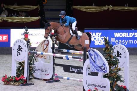 Equitazione: Ciriesi e Zorzi, doppio podio azzurro al Lgct - Lazio