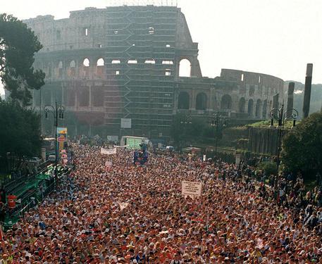 Atletica: la Maratona di Roma comincia a correre - Lazio
