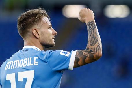 Serie A: Lazio-Cagliari 2-2 - Lazio