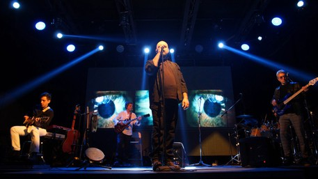 Danilo Rea con The Company Of Slippermen per tributo Genesis - Lazio