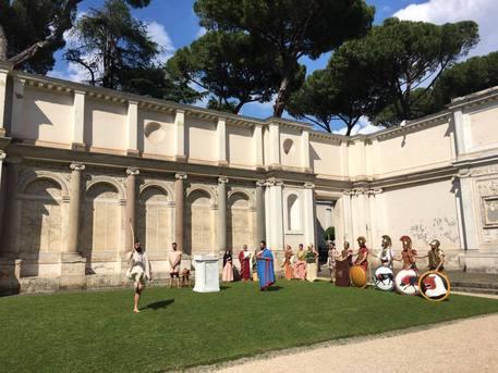 Musei: a Villa Giulia al via la Festa Etrusca - Lazio