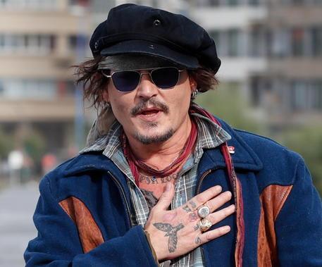 Cinema: sold out masterclass Johnny Depp ad ALice nella città - Lazio
