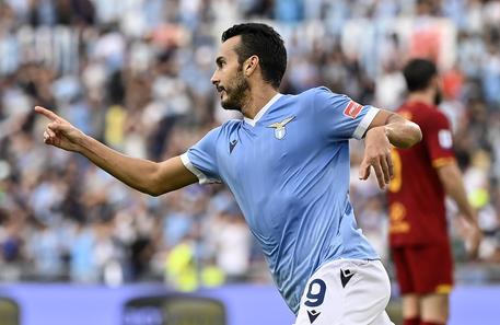 Lazio: Pedro, ho segnato alla Roma? sono felice