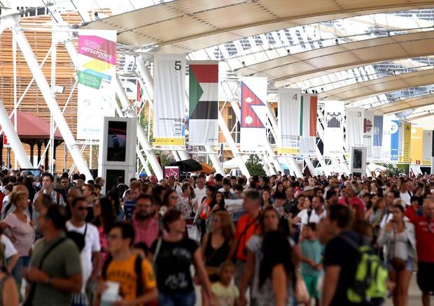 Expo tutti i numeri di milano 2015 expo 2015 for Tutti i padiglioni expo 2015