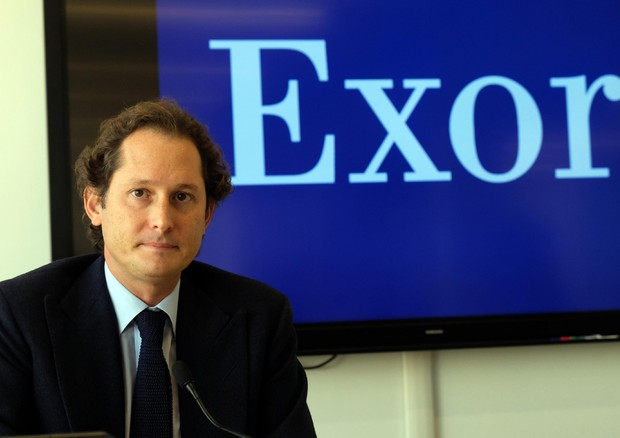 Il presidente John Elkann all'Investor Day © ANSA
