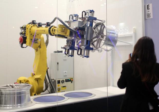 Un robot © EPA