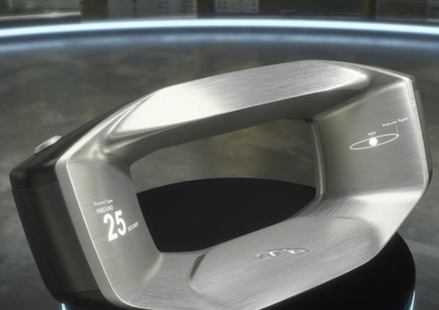Il volante del futuro? Si stacca e si porta a casa © Jaguar Land Rover