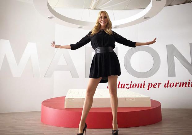 Marion Materassi In Lattice Riconferma I Suoi Testimonial Press Release Puglia Ansa It