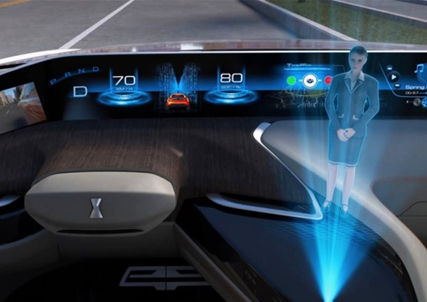 Wey x crossover di lusso con a bordo segretaria virtuale for Segretaria virtuale