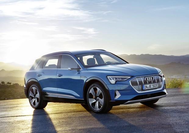 Risultati immagini per Audi e-tron