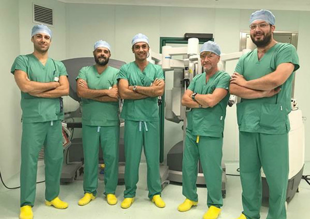 lazio operazione alla prostata con laser