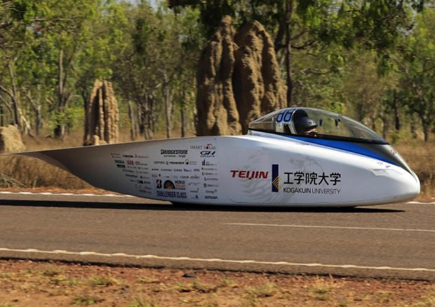 world solar challenge 2019 © ANSA