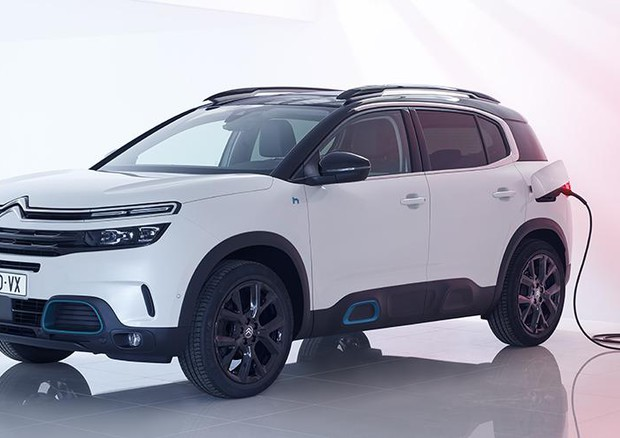 Citroen, al via strategia green: debutta C5 Aircross Hybrid © ANSA