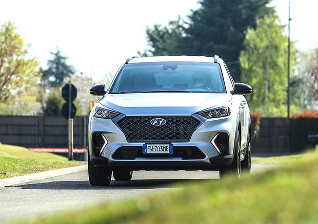 Nuova Hyundai Tucson 2019: mild-hybrid e 4x4 - NEWSAUTO.it