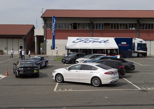 Ford Performance Driving University per clienti fleet © ANSA