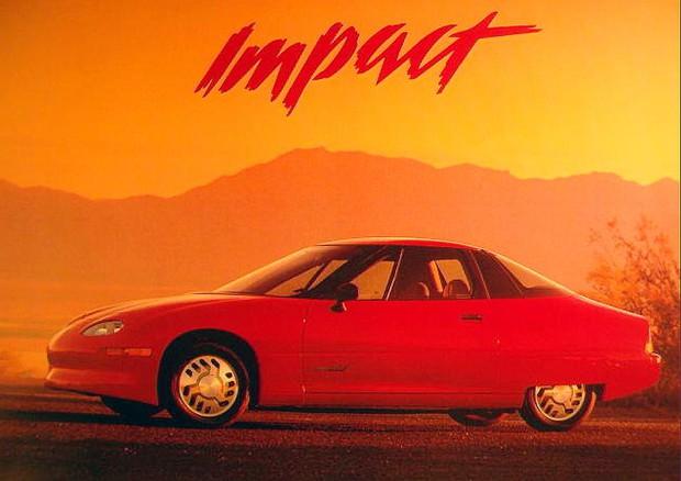 GM Impact, nasce 30 anni fa prima elettrica dell'era moderna