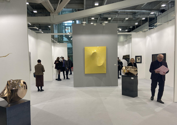 Al via Arte Fiera 2020 © ANSA