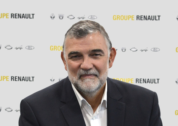 Gilles Le Borgne nuovo responsabile engineering Renault © ANSA