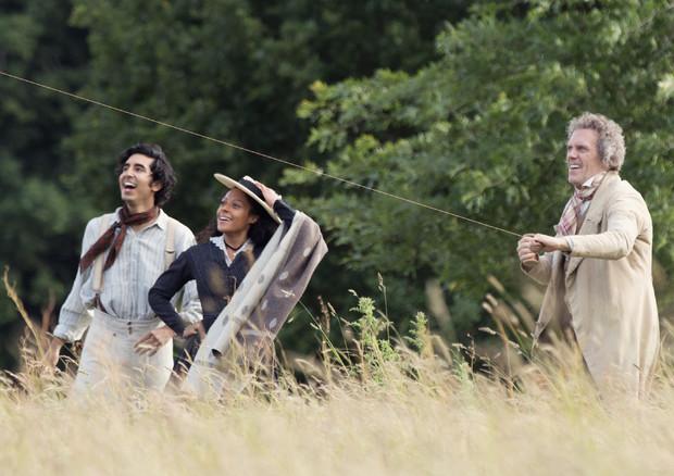 Cinema: La vita di Copperfield, un Dickens da favola (ANSA)