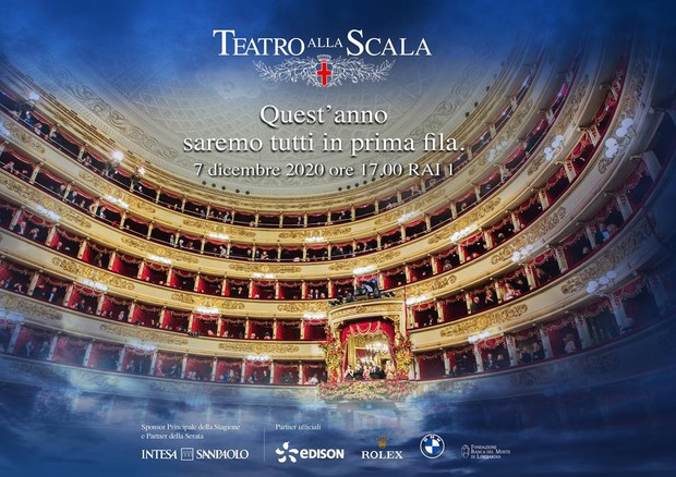 Bmw anche quest'anno partner Serata Inaugurale Teatro Scala © Bmw Italia Press