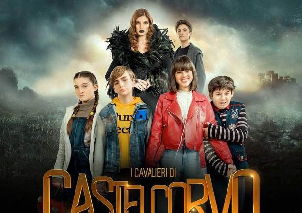 I Cavalieri di Castelcorvo (ANSA)
