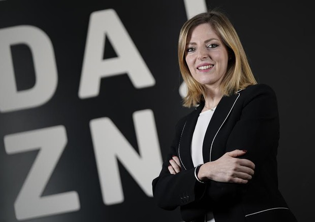 Veronica Diquattro, Chief Customer and Innovation Officer di DAZN ©